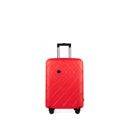 Vali nhựa Cao Cấp DOMA DH826 - Red (20 inch)