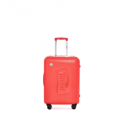 Vali nhựa Cao Cấp DOMA DH827 - Red (20 inch)