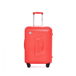 Vali nhựa Cao Cấp DOMA DH827 - Red (24 inch)