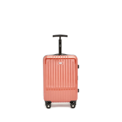 Vali nhựa Cao Cấp DOMA DH828 - Pink (20 inch)